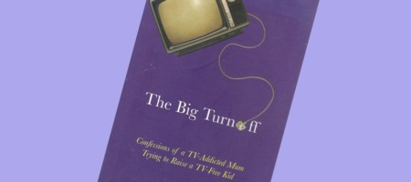 'The Big TV Turnoff' book cover